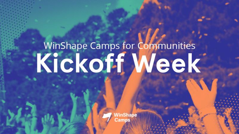 WinShape Kick-off Week